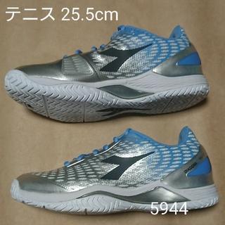 ディアドラ(DIADORA)のテニスS 24.5cm ディアドラ スピード ブルーシールド 2 AC(シューズ)