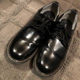 グレイル(GRL)のドクターマーチン風(ローファー/革靴)