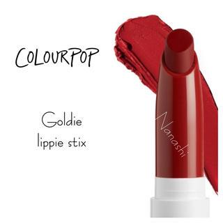 カラーポップ(colourpop)のcolourpop🐹 Goldie(口紅)
