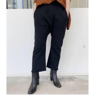 アパルトモンドゥーズィエムクラス(L'Appartement DEUXIEME CLASSE)のL'Appartement NILI LOTAN SWEAT PANTS 36(カジュアルパンツ)