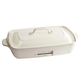 専用ホットプレート グランデサイズ BOE026-WH (調理機器)