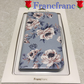フランフラン(Francfranc)のフランフラン iPhone X/XSケース 新品・未使用(iPhoneケース)