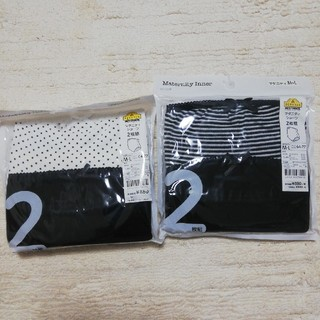 イオン(AEON)の新品 マタニティショーツ 4枚セット(マタニティ下着)