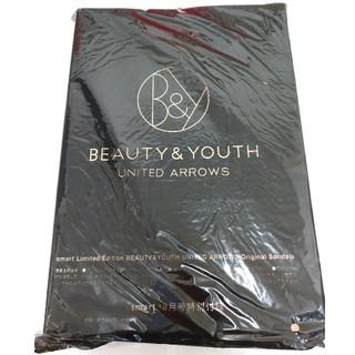 ビューティアンドユースユナイテッドアローズ(BEAUTY&YOUTH UNITED ARROWS)のsmart付録 beauty&youth UNITED ARROWS サンダル(サンダル)