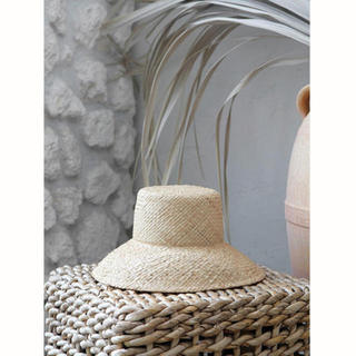 ルームサンマルロクコンテンポラリー(room306 CONTEMPORARY)のroom306contemporary paper hat(麦わら帽子/ストローハット)