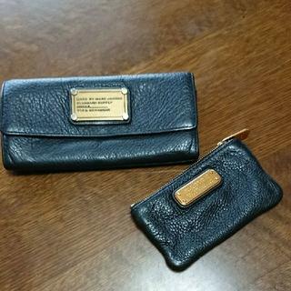 マークバイマークジェイコブス(MARC BY MARC JACOBS)のマークバイマークジェイコブス  長財布とキーケース(小銭入れ)のセット(長財布)