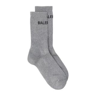 バレンシアガ(Balenciaga)の20SS BALENCIAGA LOGO TENNIS SOCKS 靴下(ソックス)
