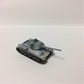 カイヨウドウ(海洋堂)のT-34/85 1/144 冬季迷彩 WTM1弾(模型/プラモデル)