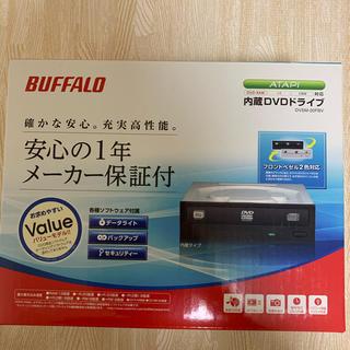 buffalo DVSM-20FBV 音声CD、DVD作成 写真保存(DVDプレーヤー)