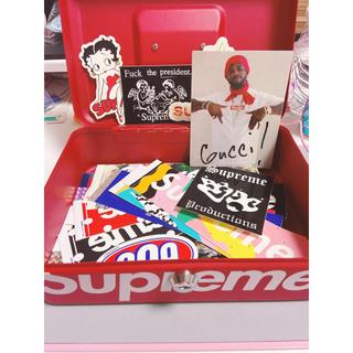 シュプリーム(Supreme)のyusuke様専用 supreme 金庫 工具箱 BOX オマケ付き★(ケース/ボックス)