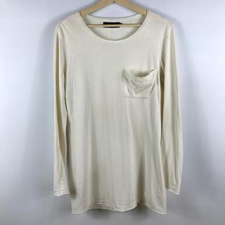 シップス(SHIPS)のSHIPS jetblue ロングスリーブ カットソー 着丈長(Tシャツ/カットソー(七分/長袖))