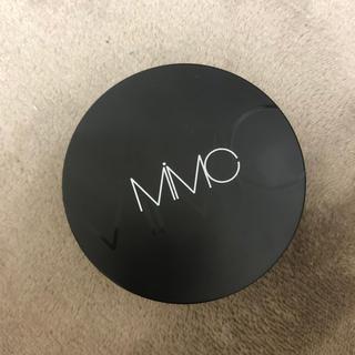 エムアイエムシー(MiMC)のmimc クッションファンデーション(ファンデーション)