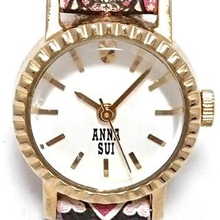 アナスイ(ANNA SUI)のアナスイ 腕時計 - VC11-K670 レディース(腕時計)