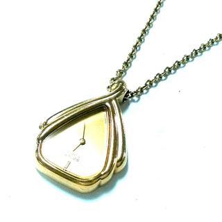 セイコー(SEIKO)のセイコー ネックレス美品  7320-5700(ネックレス)