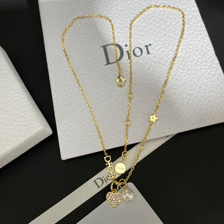 ディオール(Dior)のDior ディオールネックレス(ネックレス)