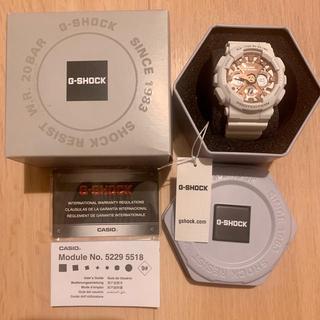 ジーショック(G-SHOCK)の【新品】CASIOカシオG-SHOCKジーショックGMA-S120MF-7A2(腕時計(デジタル))