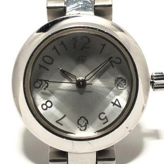 ヨンドシー(4℃)のヨンドシー 腕時計 - レディース 裏スケ(腕時計)