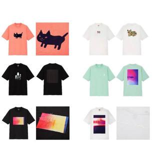 ユニクロ(UNIQLO)の米津玄師 コラボTシャツ ユニクロ Mサイズ 6点セット UNIQLO 新品(ミュージシャン)