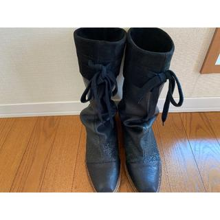 ヴィヴィアンウエストウッド(Vivienne Westwood)のヴィヴィアン・ブーツ・サイズ36(ブーツ)