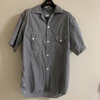ポストオーバーオールズ(POST OVERALLS)の2020ss購入 ポストオーバーオール ギンガムチェックシャツ(シャツ)