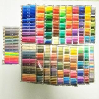 フェリシモ(FELISSIMO)の(期間限定値下げ)フルセット+特別セット フェリシモ 500色の色えんぴつ(色鉛筆)