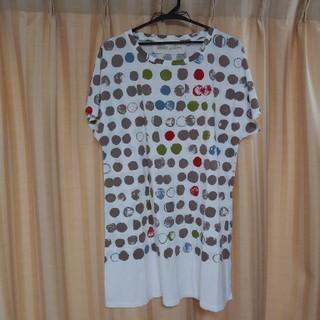 アトリエドゥサボン(l'atelier du savon)の新品未使用ロングシャツorチュニック(Tシャツ/カットソー(七分/長袖))