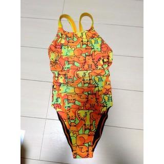 ミズノ(MIZUNO)の競泳水着 ねこ(水着)