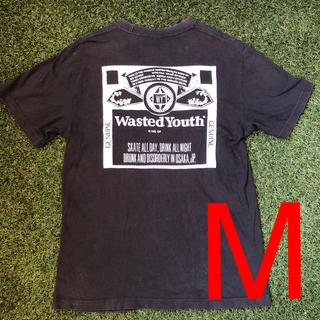 アフターベース(AFTERBASE)のwasted youth POP UP 限定 Tシャツ VERDY (Tシャツ/カットソー(半袖/袖なし))