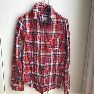 アパルトモンドゥーズィエムクラス(L'Appartement DEUXIEME CLASSE)のアパルトモン チェックシャツ(シャツ/ブラウス(長袖/七分))