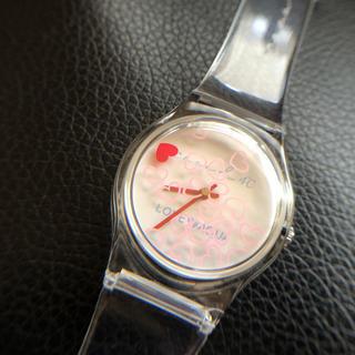 ヨンドシー(4℃)のタイム safe/canal4°C 電池交換済み(腕時計)