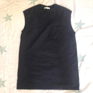 ハイク(HYKE)のHYKE ビッグシルエット ノースリーブ(Tシャツ(半袖/袖なし))