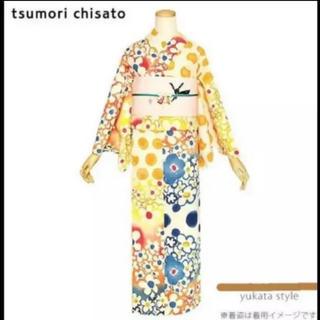TSUMORI CHISATO - ツモリチサト 浴衣 ふりふ tsumori chisato
