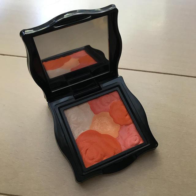 ANNA SUI(アナスイ)のANNA SUI  アナスイ ローズチークカラー 600 コスメ/美容のベースメイク/化粧品(チーク)の商品写真