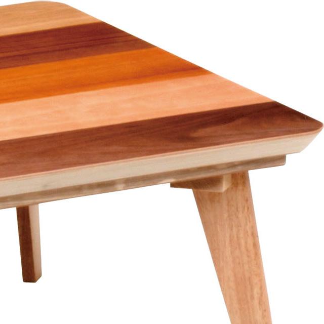 おしゃれこたつ 幅120cm インテリア/住まい/日用品の机/テーブル(こたつ)の商品写真