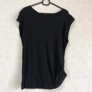 スコットクラブ(SCOT CLUB)の【SCOT CLUB】アシンメトリーTシャツ(Tシャツ(半袖/袖なし))