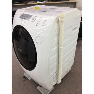 東芝 - S40 TOSHIBA 9kgドラム式洗濯乾燥機 TW-G540L 2014