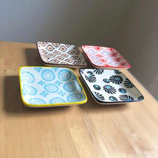 小皿 4枚セット(食器)