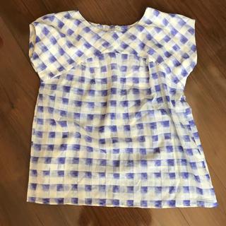 フェリシモ(FELISSIMO)のワンコイン  フェリシモ  NUSY   袖なしシャツ(Tシャツ(半袖/袖なし))