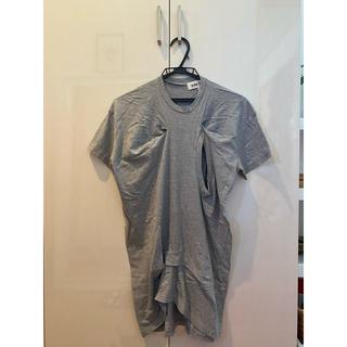エンフォルド(ENFOLD)のenfold エンフォルド 変形Tシャツ(Tシャツ(半袖/袖なし))