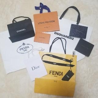 フェンディ(FENDI)のブランドショップ袋(ショップ袋)