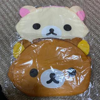 リラクマ保冷バッグ(キャラクターグッズ)