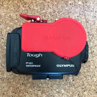 オリンパス(OLYMPUS)のダイビング用水中カメラハウジング(マリン/スイミング)
