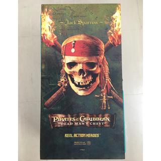メディコムトイ(MEDICOM TOY)のRAH Jack Sparrow, DEAD MAN'S CHEST(SF/ファンタジー/ホラー)