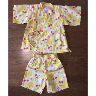 ミキハウス(mikihouse)のミキハウス 甚平 100サイズ(甚平/浴衣)