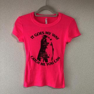 スライ(SLY)のSLY  ピンク Tシャツ(Tシャツ/カットソー(半袖/袖なし))