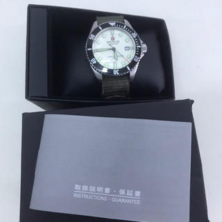 SWISS MILITARY -  SWISS MILITARY WATCH06-4257クォーツ腕時計/アナログ