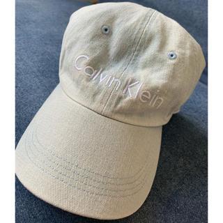 カルバンクライン(Calvin Klein)のCalvin Klein denim cap(キャップ)