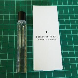 【未使用 】 名探偵コナン  ≪ ジン ≫ 香水 ブラック パフュームオイル (その他)
