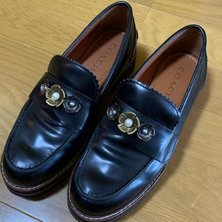 コーチ(COACH)のcoachのローファー(ローファー/革靴)