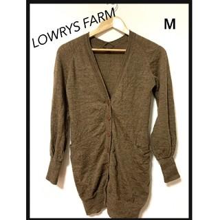 ローリーズファーム(LOWRYS FARM)の♠︎LOWRYSFARM♠︎カーディガン(カーディガン)